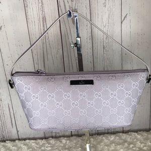 Authentic Gucci pouch bag